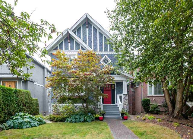 2948 W 33RD Avenue, Vancouver, BC V6N 2G5 (#R2500204) :: 604 Realty Group