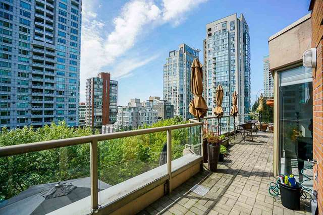 1488 Hornby Street #602, Vancouver, BC V6Z 1X3 (#R2500207) :: Ben D'Ovidio Personal Real Estate Corporation | Sutton Centre Realty
