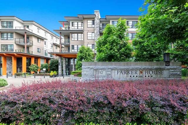 1152 Windsor Mews #512, Coquitlam, BC V3B 0N1 (#R2500221) :: Premiere Property Marketing Team