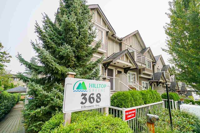 368 Ellesmere Avenue #109, Burnaby, BC V5B 3S9 (#R2500245) :: 604 Realty Group