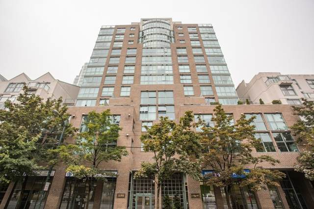 1159 Main Street #601, Vancouver, BC V6A 4B6 (#R2500277) :: Premiere Property Marketing Team