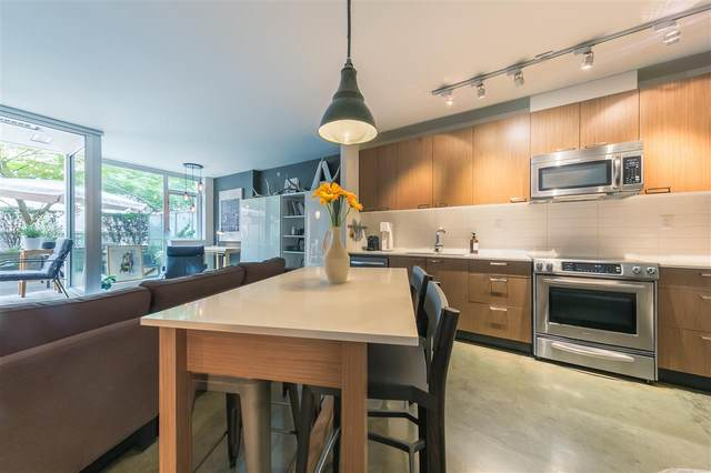 221 Union Street #211, Vancouver, BC V6A 0B4 (#R2500320) :: 604 Realty Group