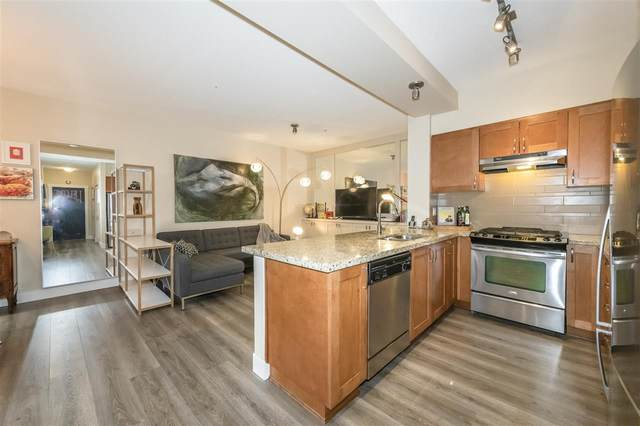 1111 E 27TH Street #314, North Vancouver, BC V7J 1S3 (#R2500331) :: 604 Realty Group