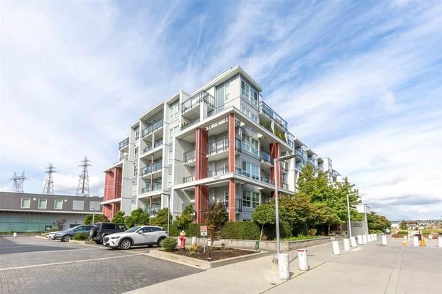 10033 River Drive #501, Richmond, BC V6X 0L1 (#R2500357) :: Ben D'Ovidio Personal Real Estate Corporation | Sutton Centre Realty