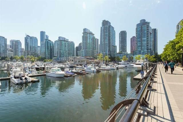 502 Cardero Street, Vancouver, BC V6G 2W6 (#R2500358) :: Initia Real Estate