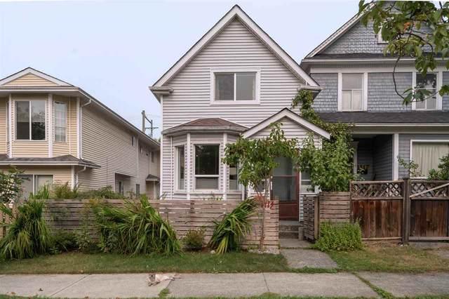 1113 E Pender Street, Vancouver, BC V6A 1W6 (#R2500364) :: Ben D'Ovidio Personal Real Estate Corporation | Sutton Centre Realty