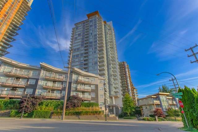 520 Como Lake Avenue #2702, Coquitlam, BC V3J 0E8 (#R2500370) :: 604 Realty Group