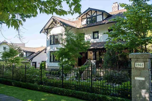 1961 Cedar Crescent, Vancouver, BC V6J 2R5 (#R2500393) :: 604 Realty Group