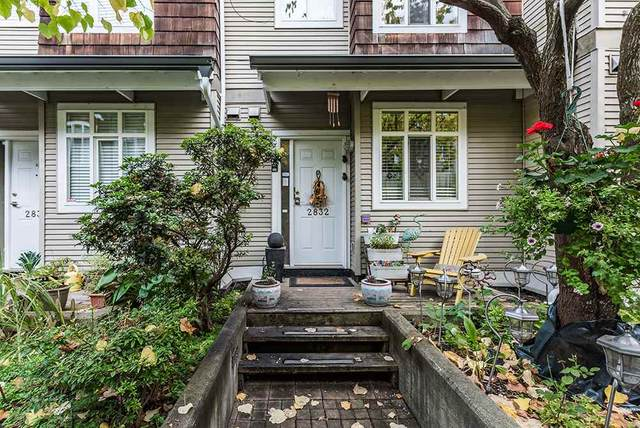 2832 E Kent Avenue South, Vancouver, BC V5S 4T4 (#R2500464) :: Premiere Property Marketing Team