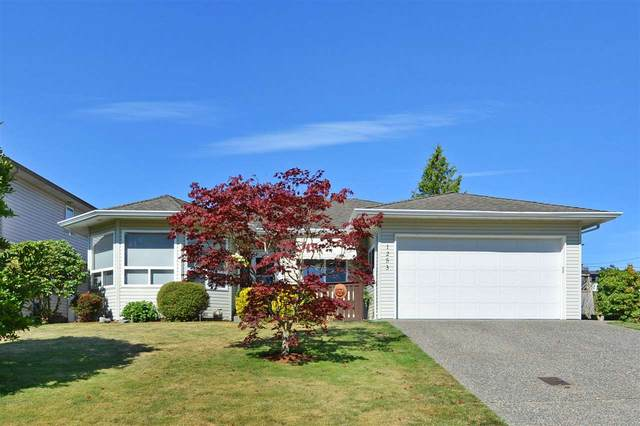 1253 160A Street, Surrey, BC V4A 7T7 (#R2500483) :: 604 Realty Group