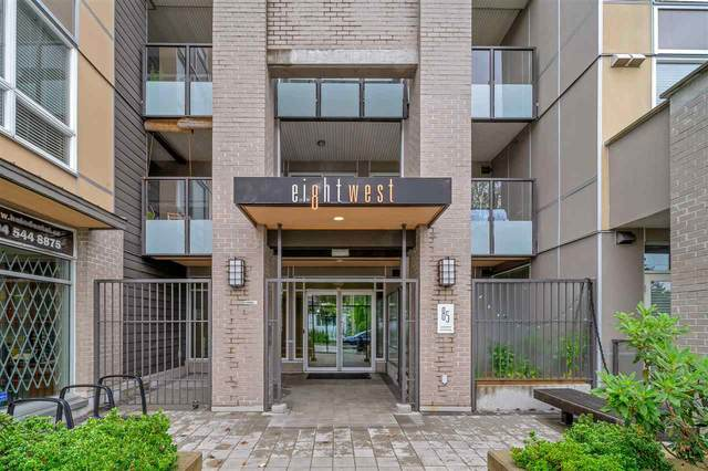 85 Eighth Avenue #403, New Westminster, BC V3L 0E9 (#R2500484) :: Premiere Property Marketing Team