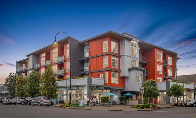 1201 W 16TH Street #207, North Vancouver, BC V7P 1R5 (#R2500490) :: 604 Realty Group