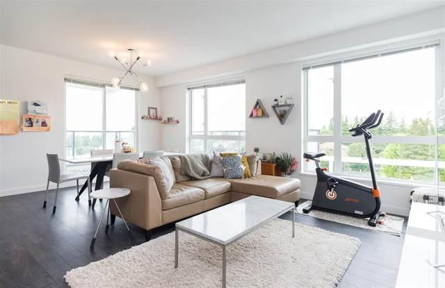 6633 Cambie Street #605, Vancouver, BC V6P 0E5 (#R2500509) :: Ben D'Ovidio Personal Real Estate Corporation | Sutton Centre Realty