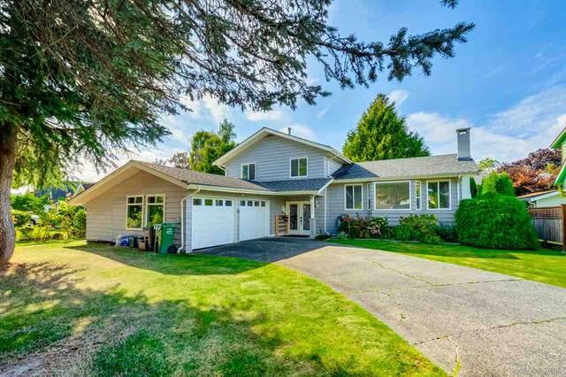 10731 Roselea Crescent, Richmond, BC V7A 2R5 (#R2500510) :: Ben D'Ovidio Personal Real Estate Corporation | Sutton Centre Realty