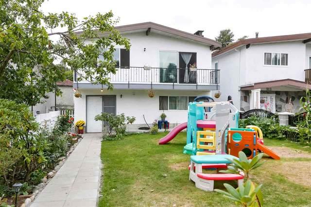 531 Rupert Street, Vancouver, BC V5K 4K6 (#R2500522) :: 604 Realty Group