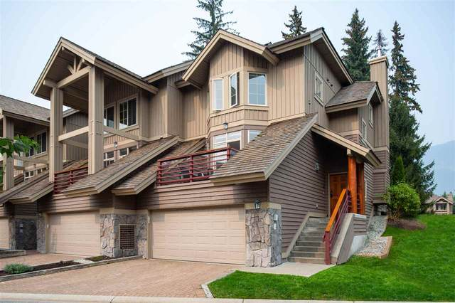 8030 Nicklaus North Boulevard #39, Whistler, BC V8E 1J7 (#R2500530) :: Ben D'Ovidio Personal Real Estate Corporation   Sutton Centre Realty