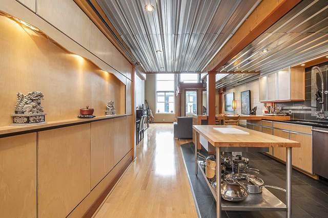 1220 E Pender Street #303, Vancouver, BC V6A 1W8 (#R2500571) :: Ben D'Ovidio Personal Real Estate Corporation | Sutton Centre Realty