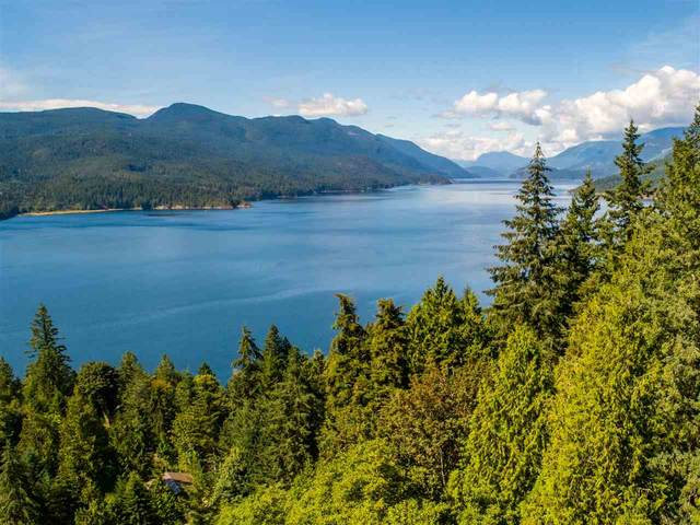 LOT 25 Deerhorn Drive, Sechelt, BC V0N 3A4 (#R2500577) :: RE/MAX City Realty