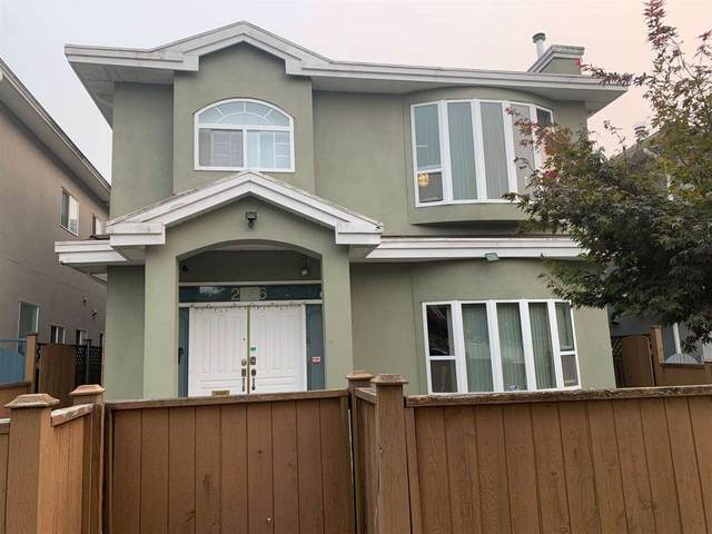 2686 Waverley Avenue, Vancouver, BC V5S 1E7 (#R2500580) :: Ben D'Ovidio Personal Real Estate Corporation | Sutton Centre Realty