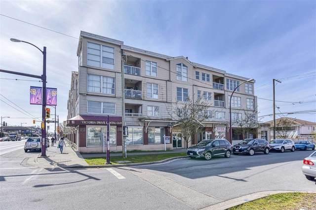 1958 E 47TH Avenue #411, Vancouver, BC V5P 3X5 (#R2500586) :: Ben D'Ovidio Personal Real Estate Corporation | Sutton Centre Realty