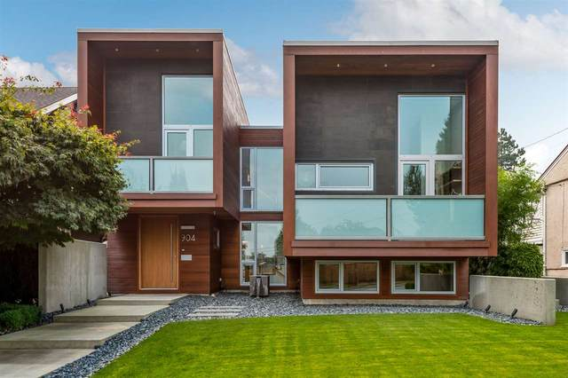 904 Chilliwack Street, New Westminster, BC V3L 4V5 (#R2500613) :: Ben D'Ovidio Personal Real Estate Corporation | Sutton Centre Realty