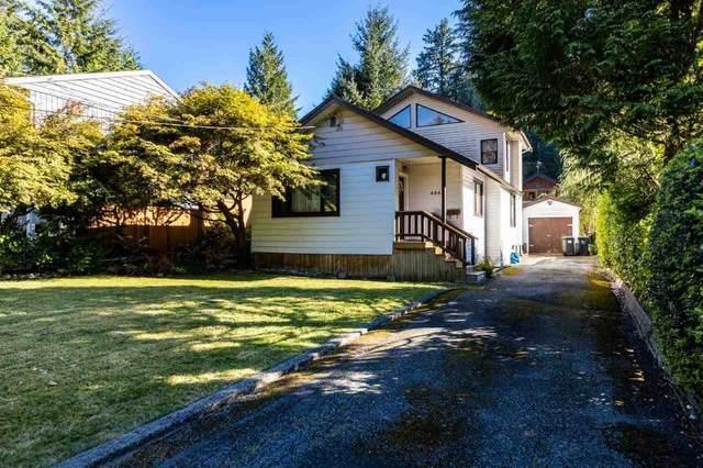 4565 Cove Cliff Road, North Vancouver, BC V7G 1H7 (#R2500634) :: Ben D'Ovidio Personal Real Estate Corporation | Sutton Centre Realty