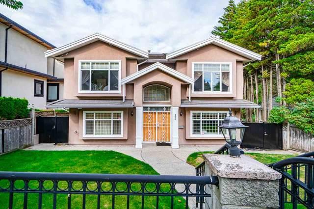 6275 Dickens Street, Burnaby, BC V5H 1W6 (#R2500635) :: Premiere Property Marketing Team