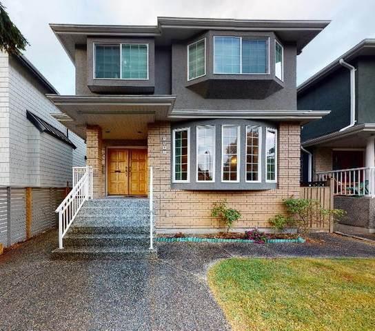 2987 W 29 Avenue, Vancouver, BC V6L 1Y3 (#R2500685) :: Initia Real Estate
