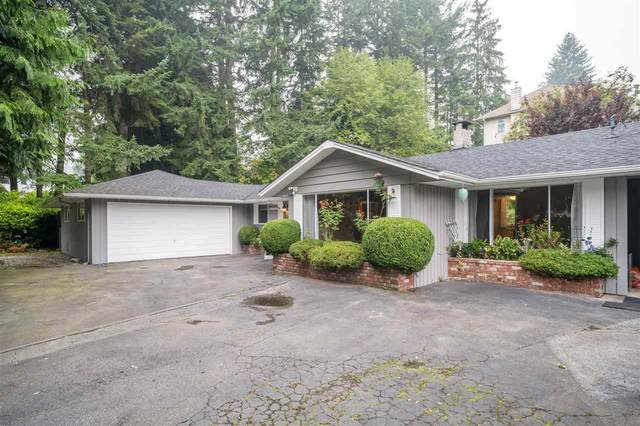 2584 Bendale Road, North Vancouver, BC V7H 1G8 (#R2500744) :: 604 Realty Group