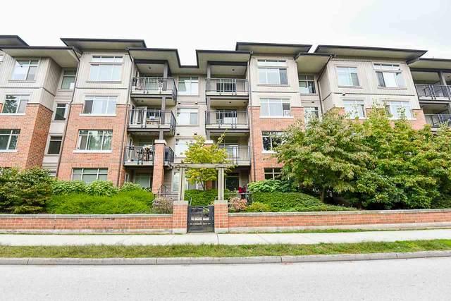 9199 Tomicki Avenue #107, Richmond, BC V6X 0C4 (#R2500745) :: 604 Realty Group