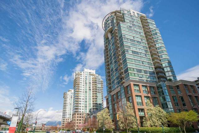 1088 Quebec Street #2303, Vancouver, BC V6A 4H2 (#R2500746) :: Premiere Property Marketing Team