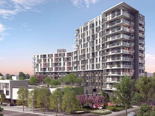 3699 Sexsmith Road #807, Richmond, BC V6X 2H6 (#R2500747) :: 604 Realty Group