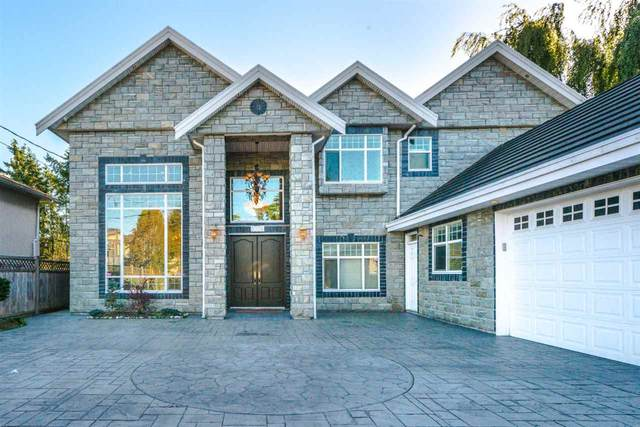 5326 Lancing Road, Richmond, BC V7C 3A1 (#R2500759) :: Ben D'Ovidio Personal Real Estate Corporation | Sutton Centre Realty