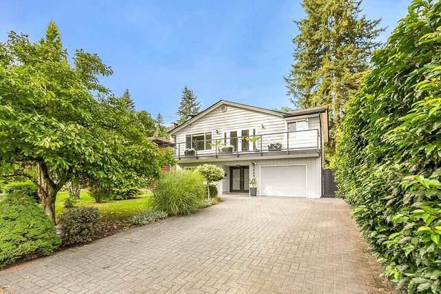 1448 Chamberlain Drive, North Vancouver, BC V7K 1P6 (#R2500760) :: 604 Realty Group