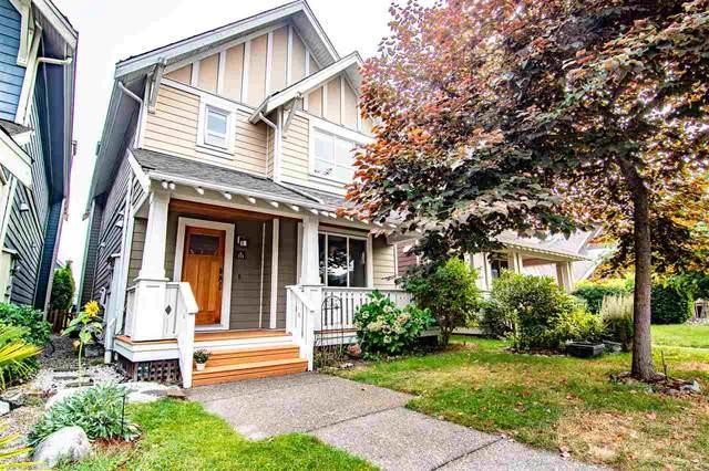 215 Holly Avenue, New Westminster, BC V3M 0B3 (#R2500800) :: Premiere Property Marketing Team