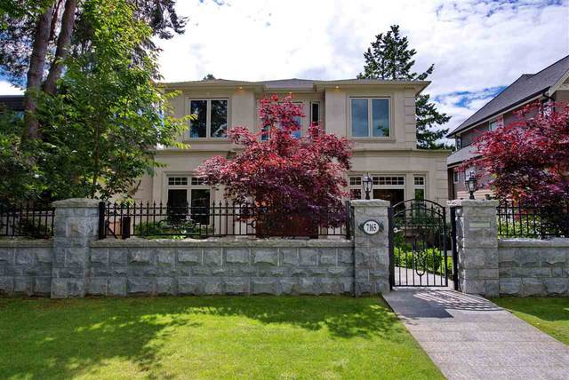 7165 Maple Street, Vancouver, BC V6P 5P5 (#R2500802) :: Premiere Property Marketing Team