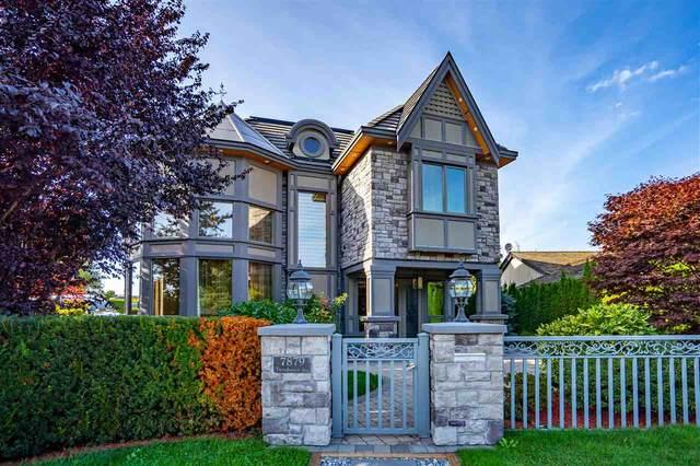 7879 Tweedsmuir Avenue, Richmond, BC V7A 1L3 (#R2500807) :: Premiere Property Marketing Team