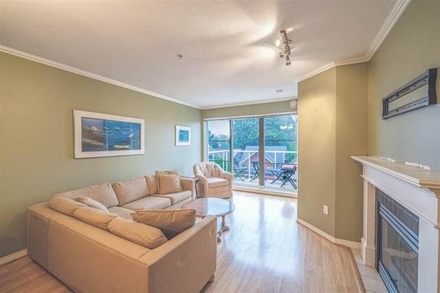 2929 W 4TH Avenue #413, Vancouver, BC V6K 4T3 (#R2500867) :: Initia Real Estate