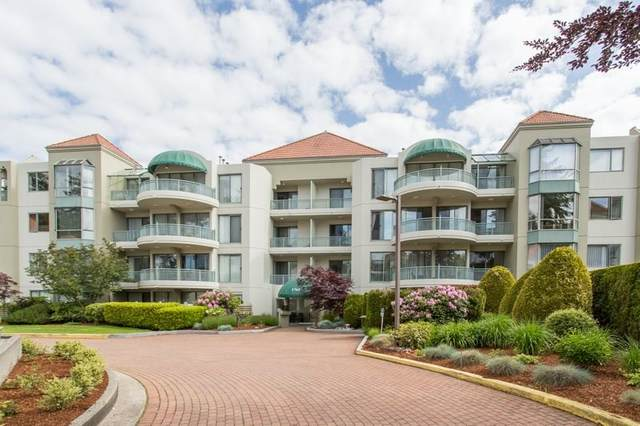 1765 Martin Street #403, White Rock, BC V4A 9T6 (#R2500885) :: Ben D'Ovidio Personal Real Estate Corporation | Sutton Centre Realty