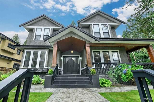 7418 Stanley Street, Burnaby, BC V5E 3Z7 (#R2500896) :: Initia Real Estate