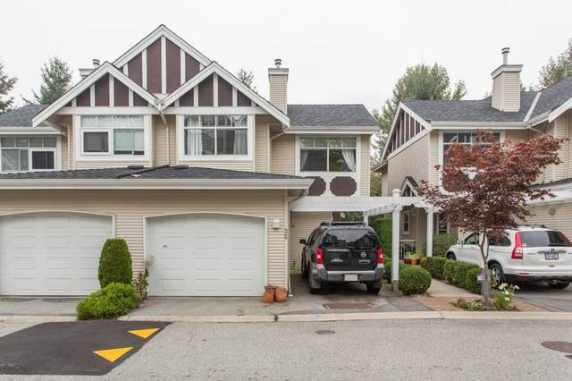 7488 Mulberry Place #32, Burnaby, BC V3N 5B4 (#R2500903) :: Ben D'Ovidio Personal Real Estate Corporation | Sutton Centre Realty