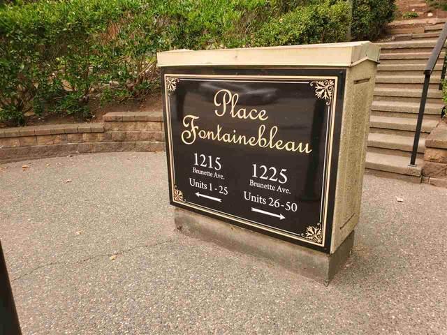 1215 Brunette Avenue #13, Coquitlam, BC V3K 6W2 (#R2500916) :: Premiere Property Marketing Team