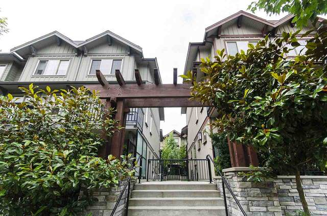 433 Seymour River Place #58, North Vancouver, BC V7H 0B8 (#R2500921) :: Initia Real Estate
