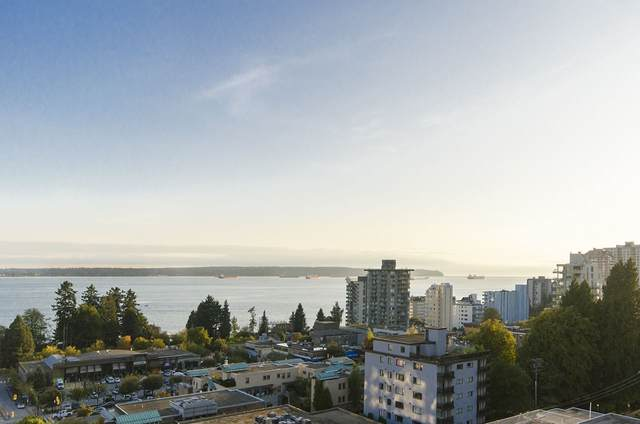 650 16TH Street #1104, West Vancouver, BC V7V 3R9 (#R2500940) :: 604 Realty Group