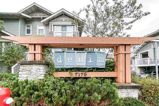 7179 201 Street #81, Langley, BC V2Y 2Y9 (#R2500966) :: Initia Real Estate