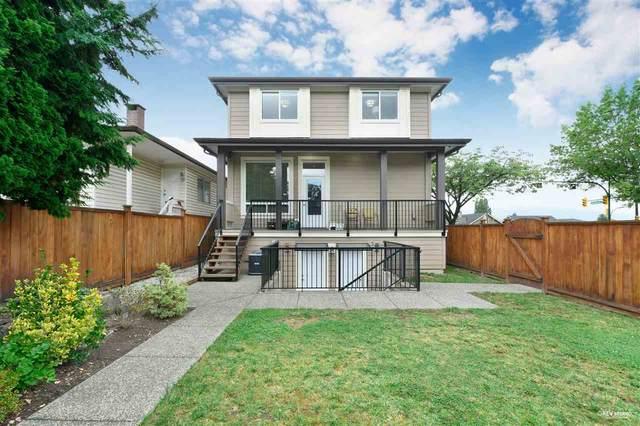 379 N Renfrew Street, Vancouver, BC V5K 4V8 (#R2500972) :: Initia Real Estate