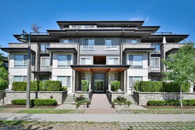 7478 Byrnepark Walk #406, Burnaby, BC V3N 0B5 (#R2501040) :: Premiere Property Marketing Team