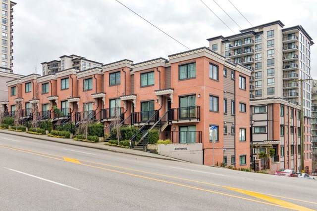 838 Royal Avenue #8, New Westminster, BC V3M 1J9 (#R2501048) :: 604 Realty Group