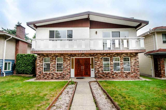 5756 St. Margarets Street, Vancouver, BC V5R 3H5 (#R2501087) :: Ben D'Ovidio Personal Real Estate Corporation | Sutton Centre Realty