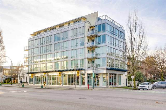 1808 W 3RD Avenue #302, Vancouver, BC V6J 0C4 (#R2501093) :: Initia Real Estate